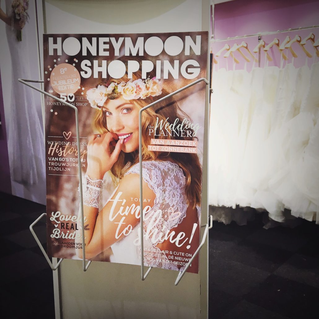 Honeymoonshopping, Love & Marriagebeurs